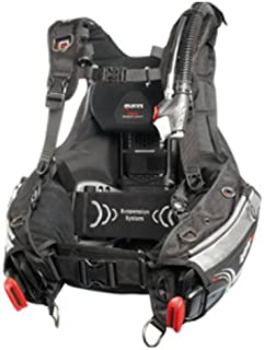 Mares Hybrid with MRS + Scuba Diving Plus BC/BCD Buoyancy Compensator