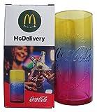 Coca Cola & Mc Donald´s - McDelivery Edition 2019 - Glas - Regenbogen