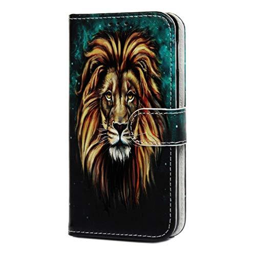 Samsung Galaxy S21 5G Hülle, Handyhülle Samsung Galaxy S21 5G Schutzhülle Leder PU Wallet Flip Hülle Bumper Lederhülle Ledercase Klapphülle Ultra Slim Dünn Magnetisch für Samsung Galaxy S21 5G