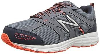 New Balance Men s 430 V1 Running Shoe Gunmetal/Dynomite 11 M US