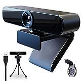 Webcam 1080P per PC con Microfono,HD...