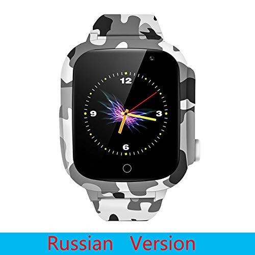 ZXCVBW Smart Watch Kids GPS WiFi 600Mah Battery Baby