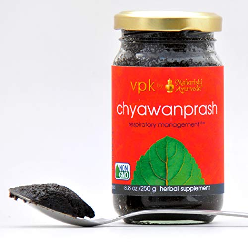 Chyawanprash (Respiratory Management) | 8.8 oz./250 g | Rejuvenative Tonic for Energy and Vitality | Promotes Healthy Lungs and Respiratory System