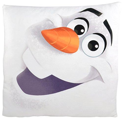 Frozen Eiskönigin Kissen: Olaf der Schneemann 40 x 40 cm