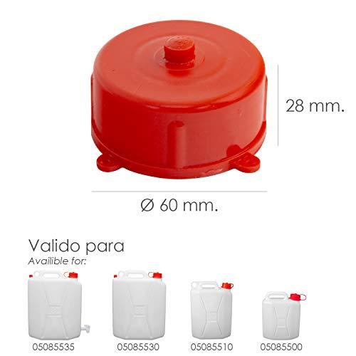 WOLFPACK LINEA PROFESIONAL 5085495 Tapon para Bidon Alimenta