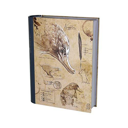 Phantastische Tierwesen 2 Spardose Buch