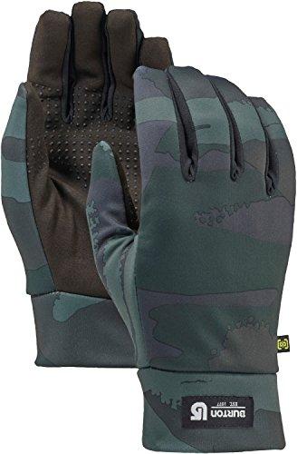 Burton Herren Handschuh Touch N Go, Damen Unisex-Erwachsene, Men's Touch N Go Glove, Beetle Derby Camouflage, Small
