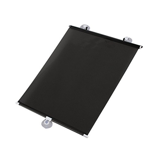 VORCOOL - Parasol universal retráctil para ventana (40 x 60 cm)