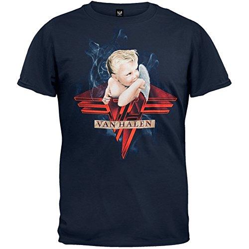 Van Halen Smoking Camiseta
