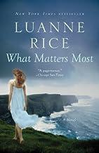 What Matters Most: A Novel