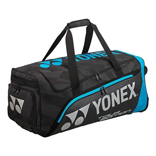 YONEX Pro Trolley Bag Bolsas Grandes de Deporte, Unisex Adulto, Negro, Talla única