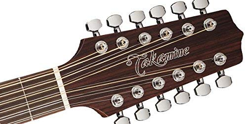 Takamine GD30CE-12NAT Dreadnought 12-String Cutaway Acoustic-Electric Guitar