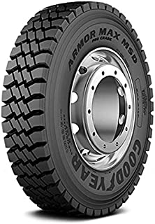 Goodyear Armor Maxpro 42X11R22.5 Tire - Grade MSD - All Season - Commercial