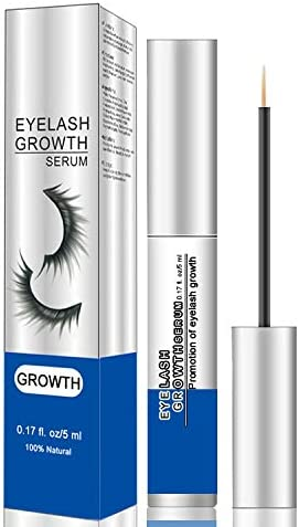 Premium Eyelash Growth Serum and Eyebrow Enhancer Brow Serum with Biotin Natural Growth Peptides product image