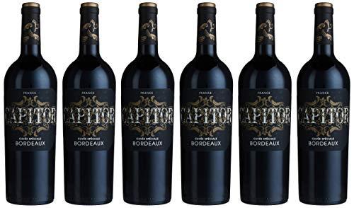 Castel Capitor Bordeaux Cuvee Speciale / (6 x 0.75 l)