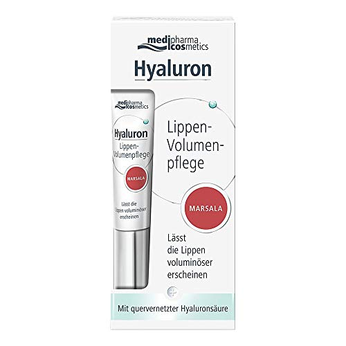 Lippen-Volumenpflege marsala Creme, 7 ml