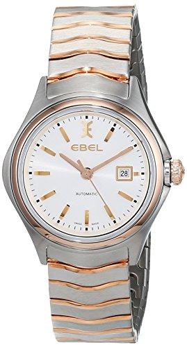 Ebel Reloj Analogico para Mujer de Automático con Correa en Acero Inoxidable 1216236