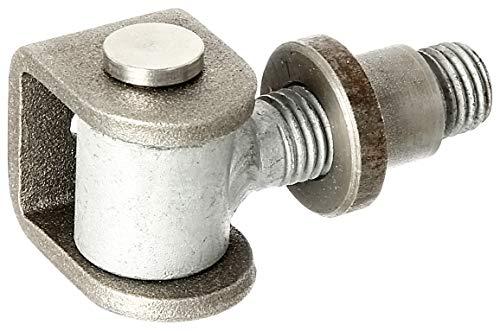 GAH-Alberts 418304 Torband | verstellbar | feuerverzinkte Augenschraube, Verbindungsbolzen und Sicherungsring aus Edelstahl | Gewinde M16
