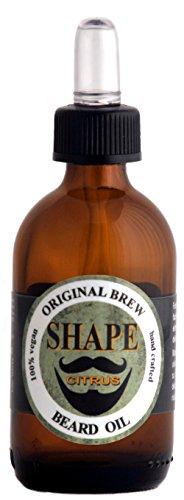 Mr. Shape Olio da Barba VEGAN - Ammorbidente, idratante, lucidante