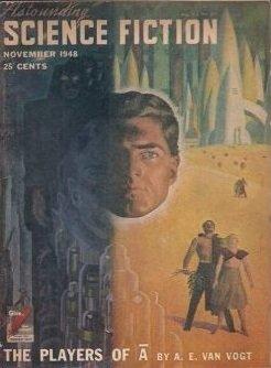 Astounding Science Fiction Magazine, November 1948 (Vol. 42, No. 3)