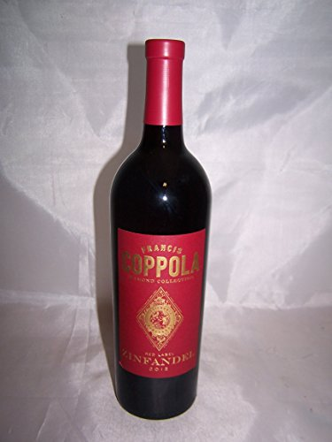 Francis Ford Coppola Diamond Collection Red Label Zinfandel 2014 trocken (0,75 L Flaschen)