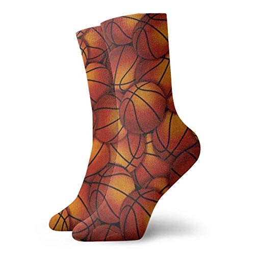 zhouyongz Muchos calcetines de compresión de baloncesto para hombres y mujeres, mejor graduado atlético y médico para hombres y mujeres, correr, vuelo, viajes