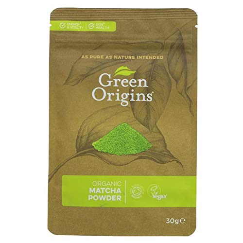 GREEN ORIGINS | Ceremonial Matcha Powder | 7 x 30g (ES)