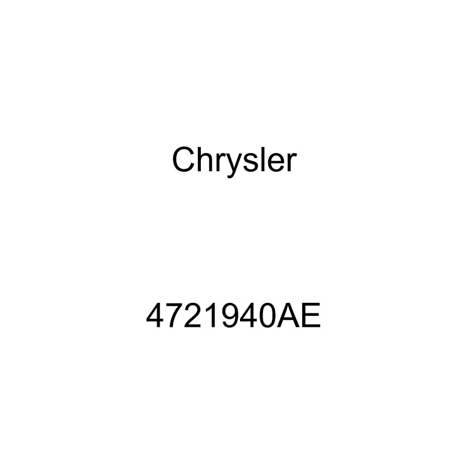 Genuine Chrysler 4721940AE Transmission Gearshift Control Cable