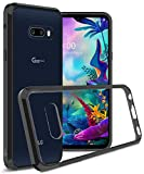 CoverON Hard Slim Fit ClearGuard Series for LG G8X ThinQ