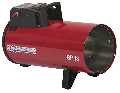 Kekai KT0512 - Calefactor Industrial Gas GP18M 42,5x18x28 cm