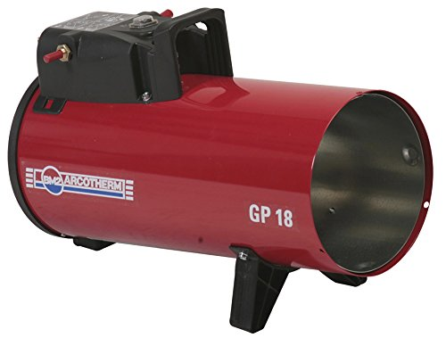 Calefactores Industriales a Gas Marca K2Calore