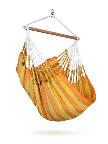 LA SIESTA CAC16-5 - Hamaca, Color Amarillo