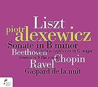 Piotr  Alexewicz spielt Werke von Liszt,Beethoven