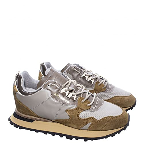 moma scarpe MOMA Scarpe Sneakers Donna 3AW199-CR Running Forest Pelle Grigio