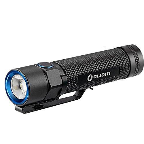 Olight® Cree XM-L2 S2- Linterna LED (max. 950lúmenes,IPX8), co