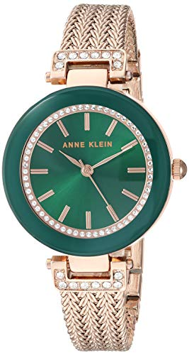 Anne Klein Dress Watch (Model: AK/1906GNRG)