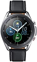 SAMSUNG Galaxy Watch 3 (45mm, GPS, Bluetooth, Unlocked LTE) Smart Watch with Advanced Health Monitoring, Fitness...