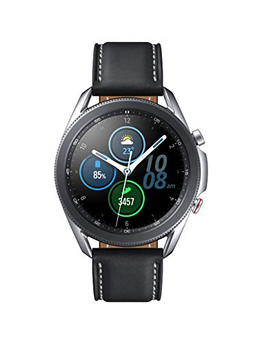 Samsung Galaxy Watch 3 (45mm, GPS, Bluetooth, Unlocked LTE) Smart Watch $379 Amazon
