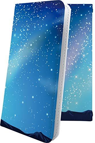 スマートフォンケース・ZenFone5Q ZC600KL・互換 ケース 手帳型 オーロラ 天の川 星 星柄 星空 宇宙 夜空 星型 ゼンフォン5q ゼンフォン5 手帳型スマートフォンケース・ハワイアン ハワイ 夏 海 zenfone 5q 5 q 風景 [z3v46444XWG]