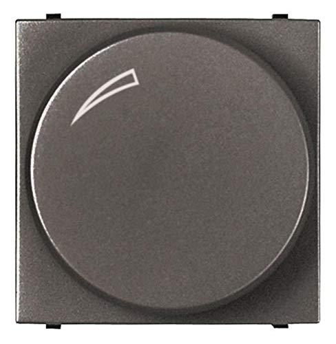 Niessen zenit - Regulador giratorio led antracita