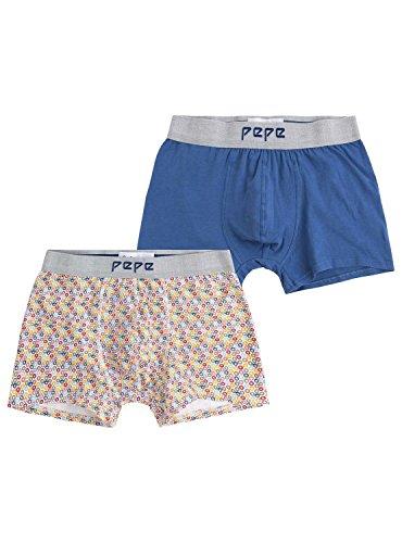 Pepe Jeans Boxershorts MO, Blau S