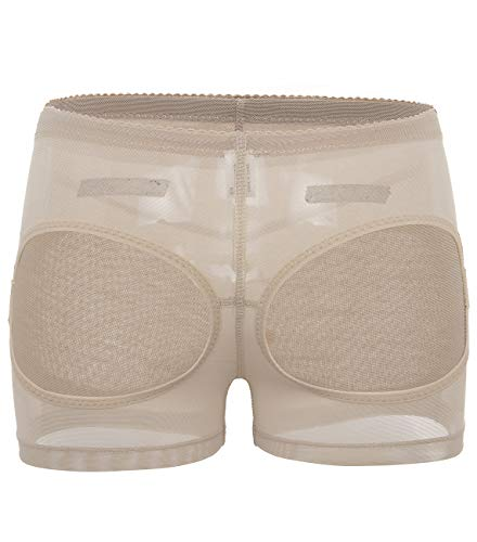 AFUT Damen Butt Lifter Unterwäsche Po Lift Höschen Booty Push up Panty Enhancer Boyshorts Miederhose FormSlips