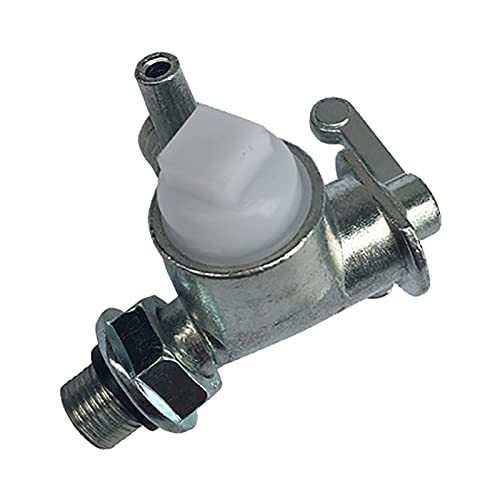 Kirmax Grifo de Combustible de Rosca Apto para Robin EY15 EY20 Ey28 RGX3500 RGX2400 Repuesto de Piezas de Motor, PresióN de Agua de CortacéSped