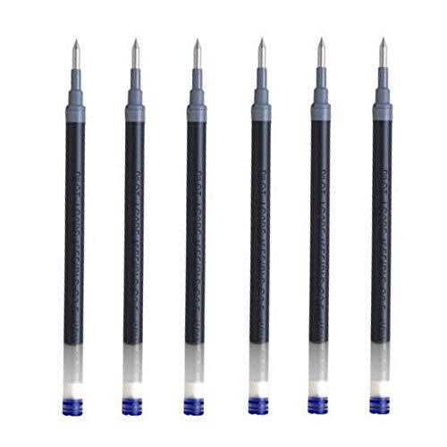 Pilot Pen G207 azul Gel recarga de tinta de recambio para G2, alfagel, G23, G2ex, Gel-X, Begreen G-Knock, ExecuGel e B2P bolígrafos BLS-G2-7 (6 unidades)