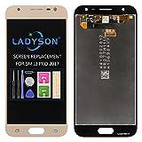 5.0 pulgadas para Samsung J330FN reemplazo de pantalla para Galaxy J3 PRO LCD J3 PRO 2017 pantalla J330 DUOS J330DS J3300 J330F pantalla táctil vidrio Asamblea digitizador panel kits (dorado)