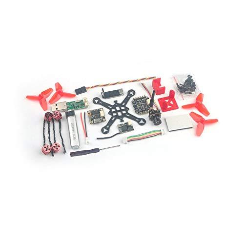 CALALEIE Happymodel Trainer66 Mini 66 millimetri 1S RC FPV corsa Drone con Betaflight OSD PNP versione compatibile FrSky FD800 SBUS Ricevitore Drone Parti di montaggio accessori giocattolo