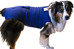 Surgi Snuggly E Collar Alternative, Created By A Veterinarian Specifically to Fit Your Dog, Large Short