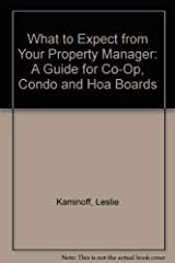 Title: What to Expect From Your Property Manager Paperback
