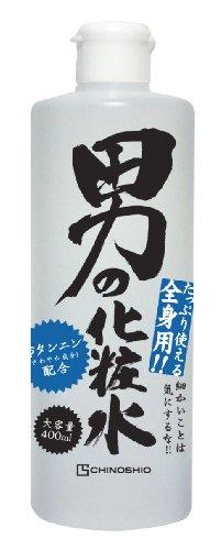 CHINOSHIO(地の塩社)『ちのしお 男の化粧水』