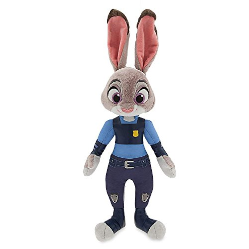 Crazy Stuffed Animal Plush Toy Zootopia Dolls Judy Hopps Cartoon Rabbit Dolls